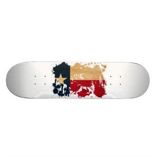 Texas Flag Skate Decks