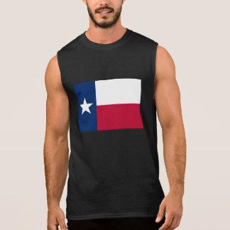 TEXAS flag sleeveless tank tops for men and women