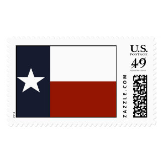 Texas Flag Stamp