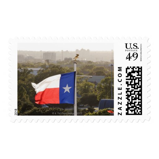 Texas Flag Stamps