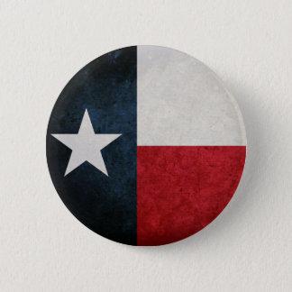 Texas Flag; Texan; Pinback Button