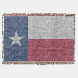 Texas Flag Throw