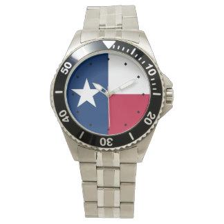 Texas Flag Watch