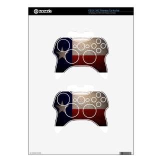 Texas flag xbox 360 controller decal