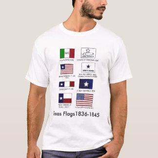 Texas Flags1836-1845 T-Shirt