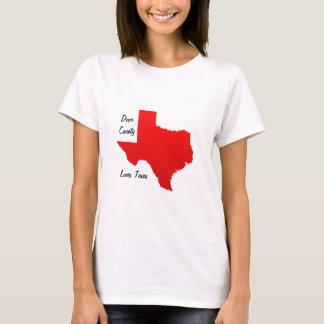 Texas Flood Relief from Door County T-Shirt