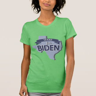 TEXAS FOR BIDEN -.png Tee Shirts