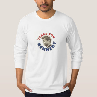 Texas for Kennedy Satire Shirt