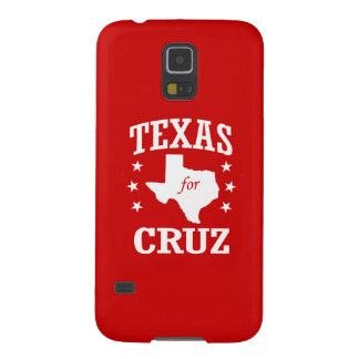 TEXAS FOR TED CRUZ GALAXY S5 COVERS