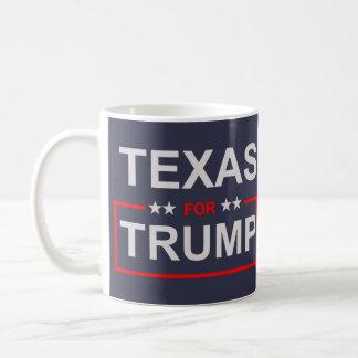 Texas for Trump Coffee Mug