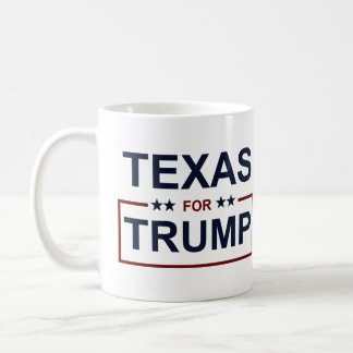 Texas for Trump Coffee Mug