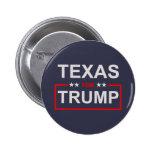 Texas for Trump Pinback Button