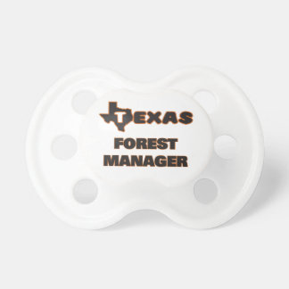 Texas Forest Manager BooginHead Pacifier