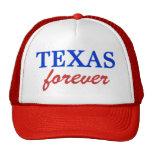 Texas Forever - baseball cap, trucker hat