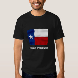 TEXAS FOREVER - Basic Dark T-Shirt
