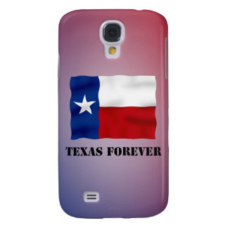 TEXAS FOREVER - Flag Text - Multi_Products Galaxy S4 Cover