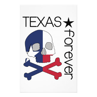 Texas Forever Stationery