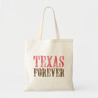 Texas Forever Tote Budget Tote Bag
