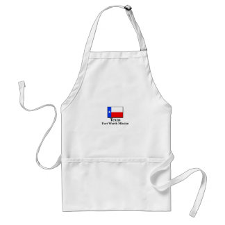 Texas Fort Worth Mission Apron