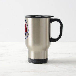Texas Fred Karger Travel Mug
