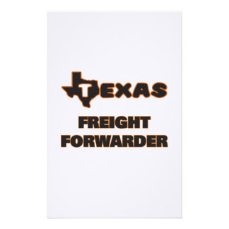 Texas Freight Forwarder Stationery