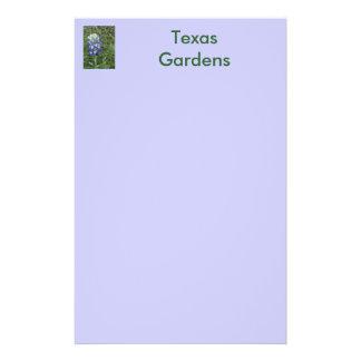 Texas Gardens - Bluebonnet Stationery