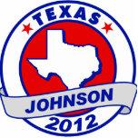 Texas Gary Johnson Photo Cutouts