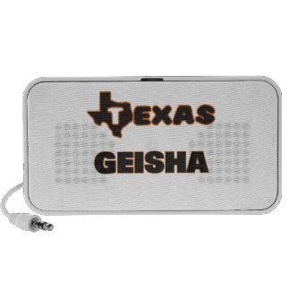 Texas Geisha Speaker System