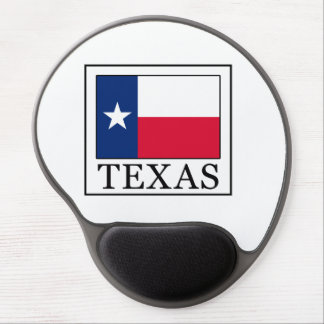 Texas Gel Mouse Pad