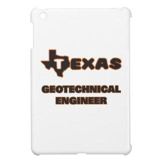 Texas Geotechnical Engineer iPad Mini Case