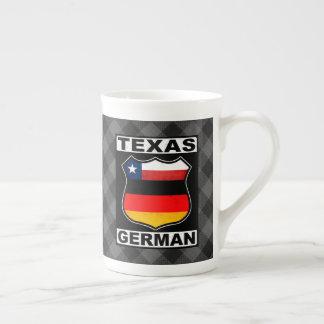 Texas German American Coffee Mug