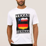 Texas German American Tee Shirts