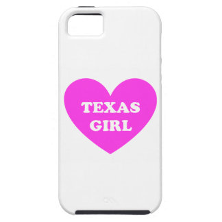 Texas Girl Case For The iPhone 5
