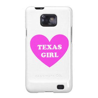 Texas Girl Galaxy S2 Cover