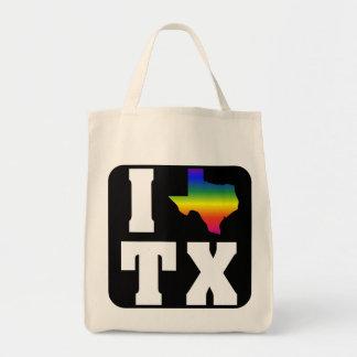 Texas GLBTQ Pride (2) Tote Bag