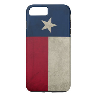 Texas Grunge- Lone Star Flag iPhone 7 Plus Case
