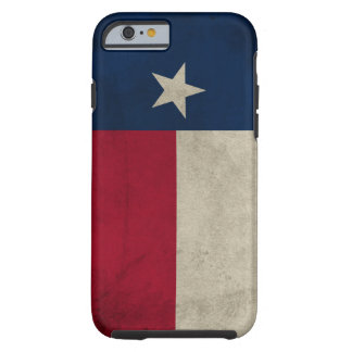 Texas Grunge- Lone Star Flag Tough iPhone 6 Case