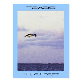 Texas Gulf Coast Post Cards