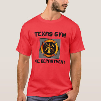 TEXAS GYM FIREMEN 2ND T-Shirt