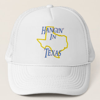 Texas - Hangin' Trucker Hat
