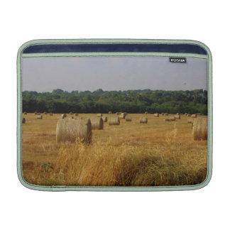 Texas Hayfield - Mac case MacBook Air Sleeves