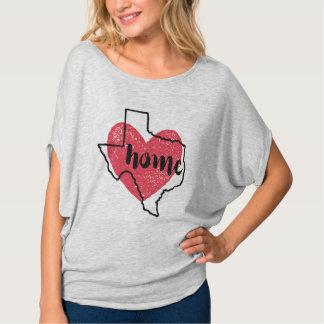 Texas Heart Home T-shirt