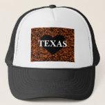 Texas Heart Trucker Hat