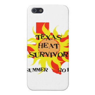 TEXAS HEAT SURVIVOR iPhone SE/5/5s COVER