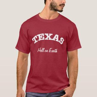 Texas Hell on Erath Tee