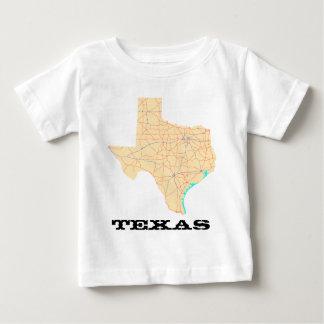 Texas Highways Map Shirt
