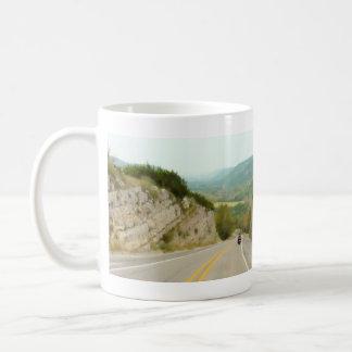 Texas Hill Country Classic White Coffee Mug
