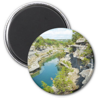 Texas Hill Country Magnet