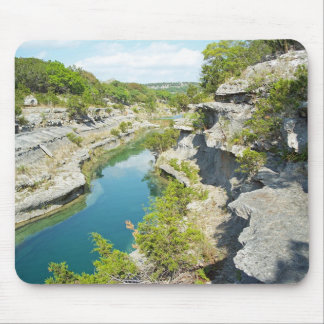Texas Hill Country Mouse Pad
