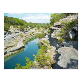 Texas Hill Country Postcard